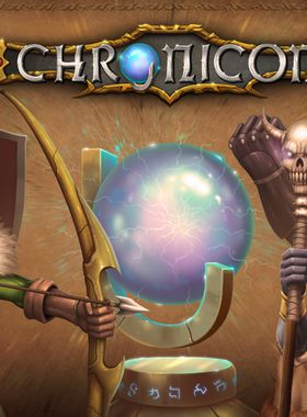 Chronicon Key Art