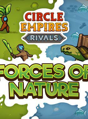 Circle Empires Rivals: Forces of Nature Key Art