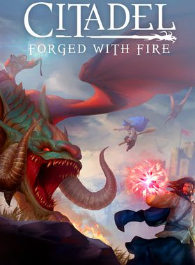 Citadel: Forged with Fire Key Art