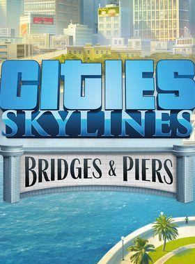 Cities: Skylines - Content Creator Pack: Bridges & Piers Key Art