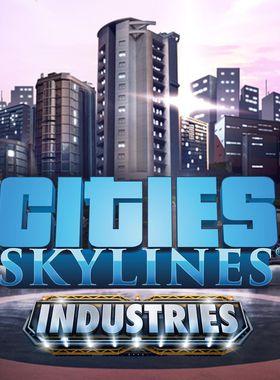 Cities: Skylines - Industries Key Art