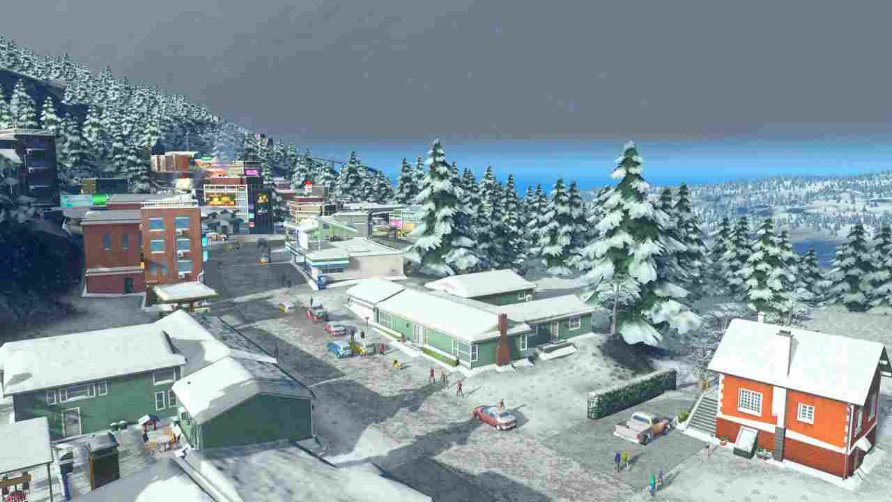 Cities: Skylines - Snowfall Thumbnail