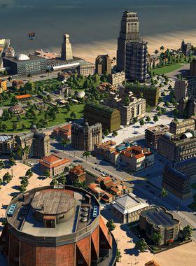 Cities XXL Key Art