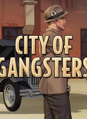 City of Gangsters Key Art