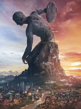Civilization 6: Rise and Fall Key Art