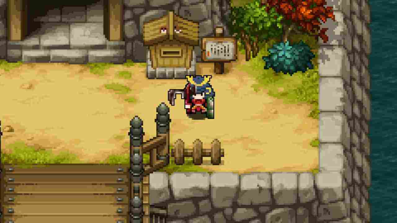 Cladun Returns: This Is Sengoku! Background Image