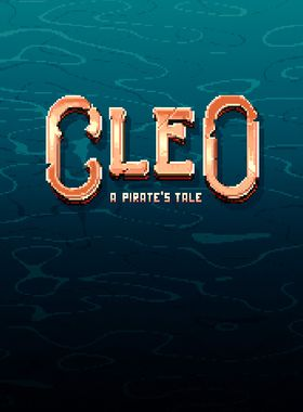 Cleo - a pirate's tale Key Art