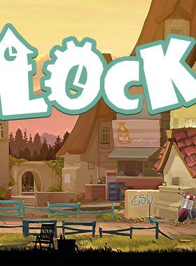 Clocker Key Art