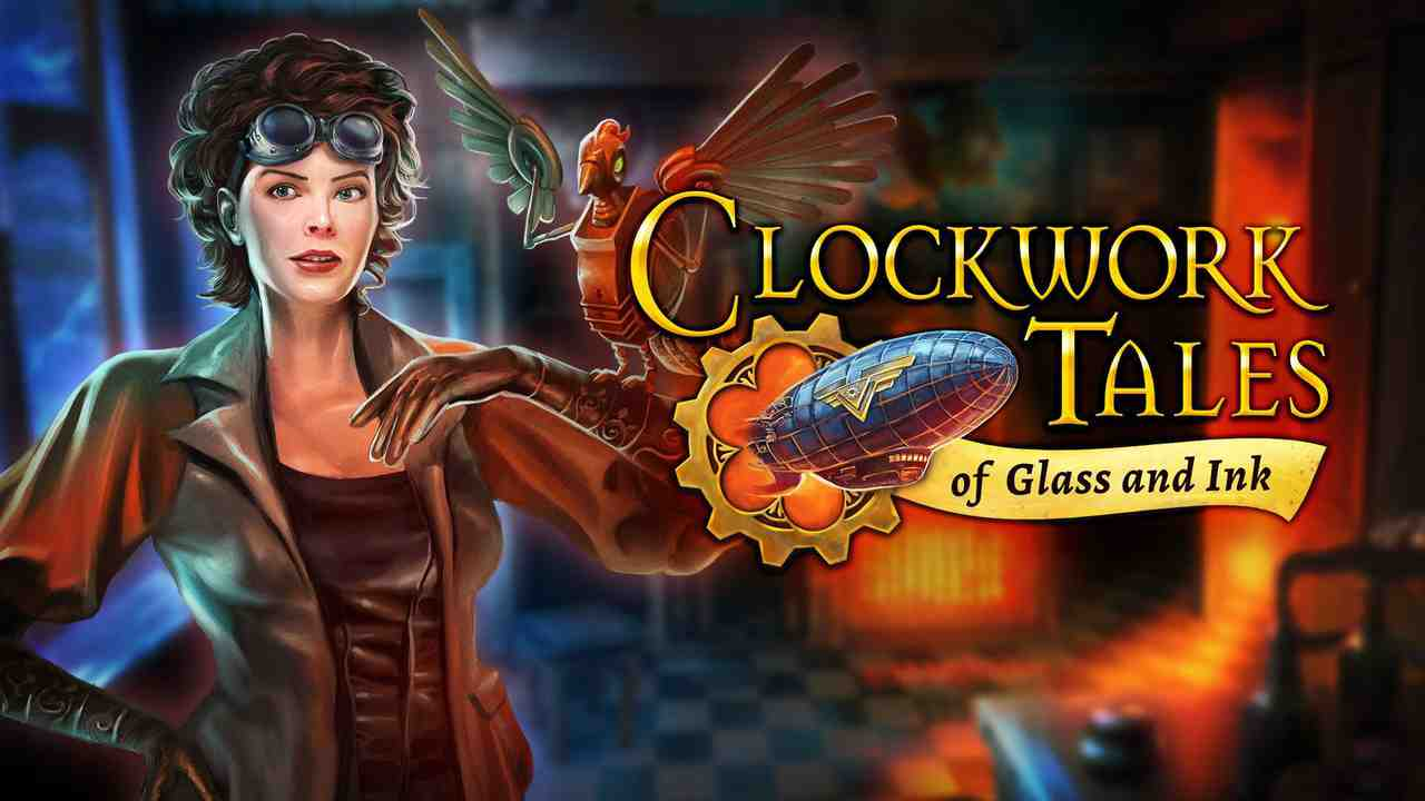 Clockwork Tales: Of Glass and Ink Thumbnail