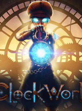 Clockwork Key Art