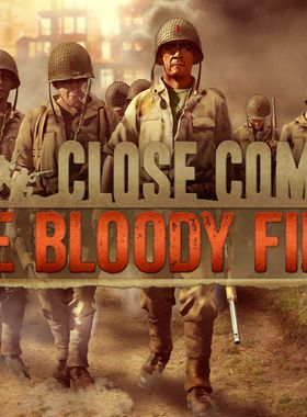 Close Combat: The Bloody First Key Art