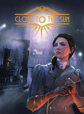 Close To The Sun Key Art