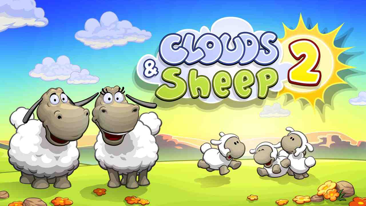 Clouds & Sheep 2 Thumbnail