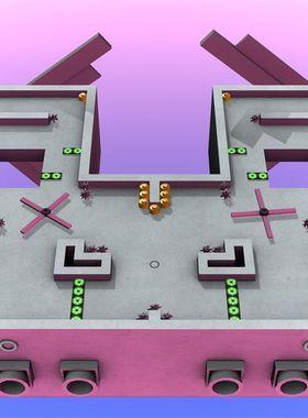 ClusterPuck 99 Key Art