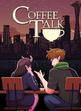 Coffee Talk Key Art