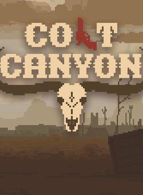 Colt Canyon Key Art