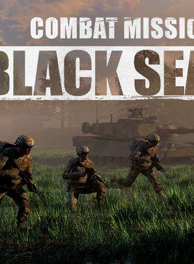 Combat Mission Black Sea Key Art