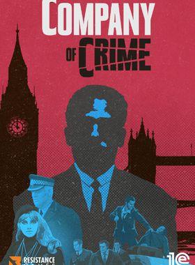 Company of Crime Key Art