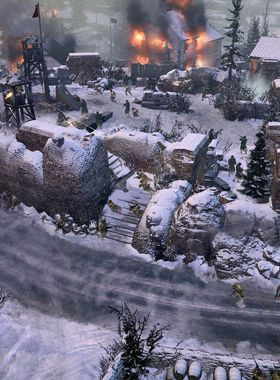 Company of Heroes 2: Ardennes Assault Key Art