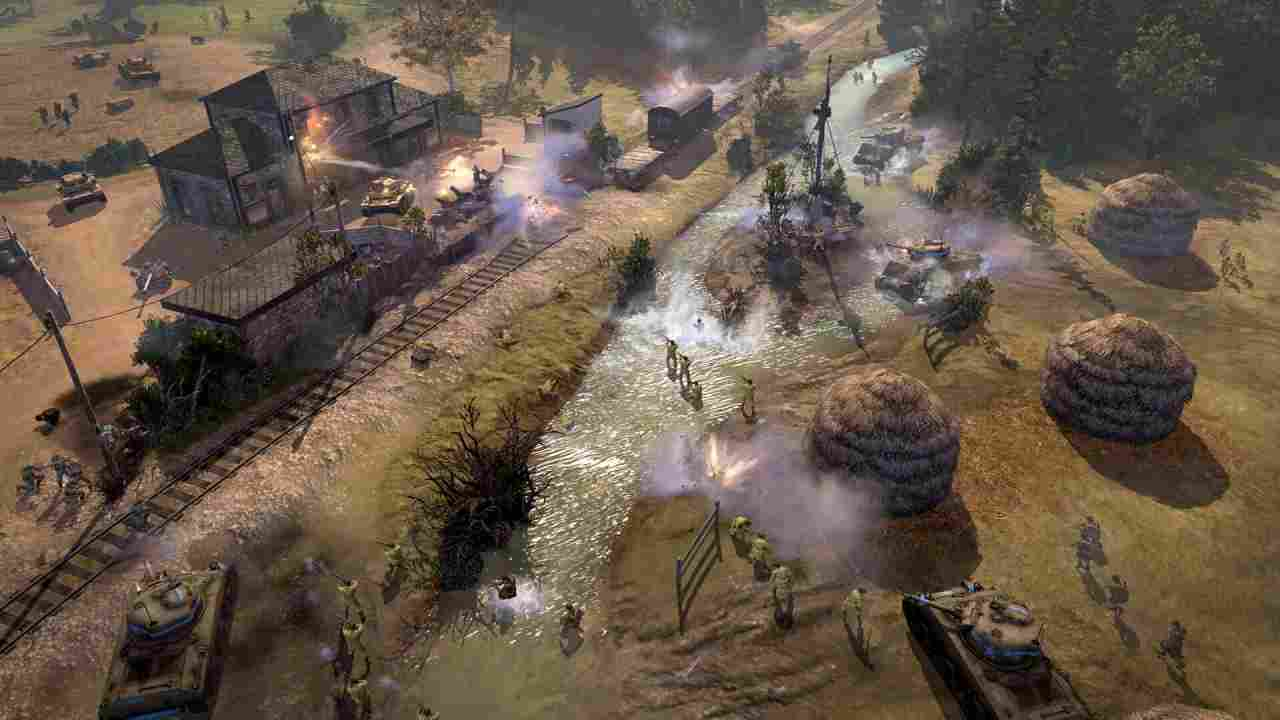 Company of Heroes 2: The Western Front Armies Thumbnail