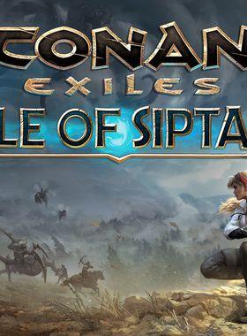 Conan Exiles: Isle of Siptah Key Art