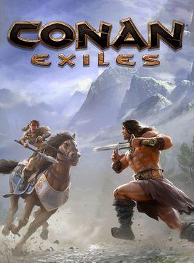 Conan Exiles Key Art