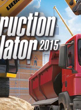 Construction Simulator 2015 Key Art