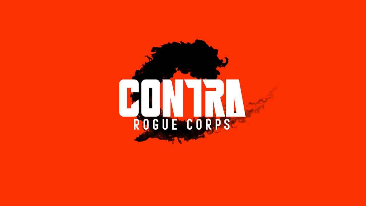 Contra: Rogue Corps Key Art