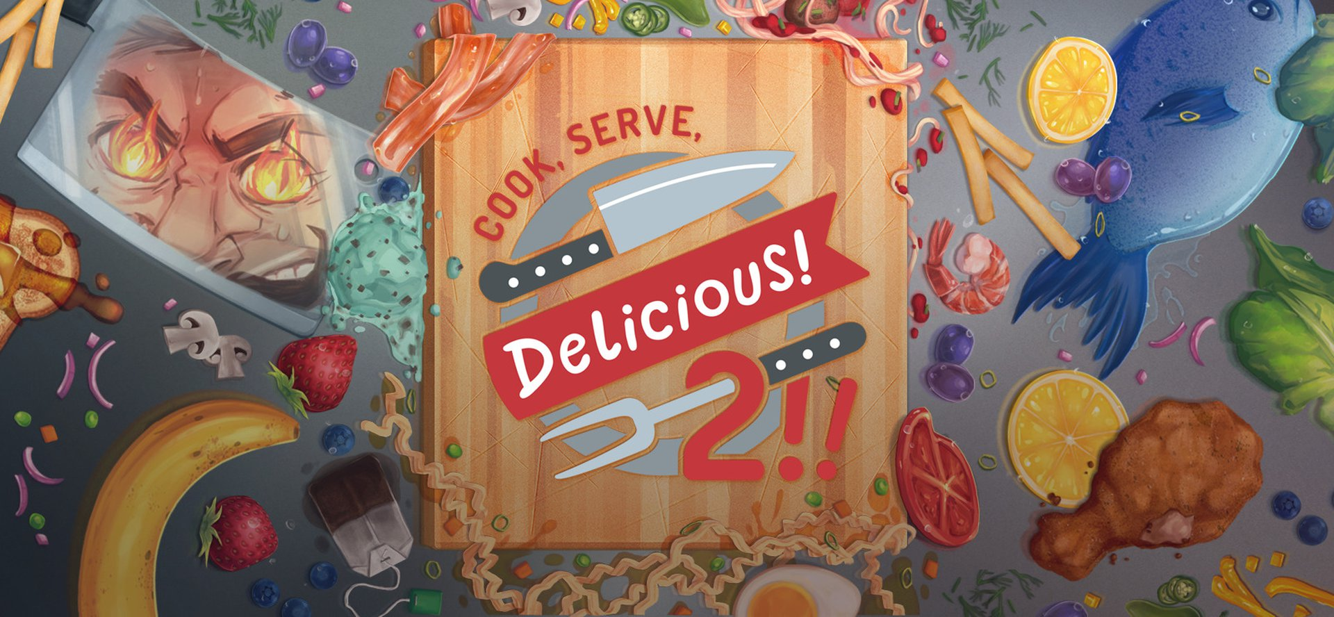 Cook, Serve, Delicious! 2 Video