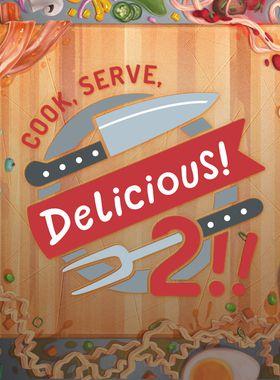 Cook, Serve, Delicious! 2 Key Art