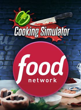 Cooking Simulator - Cooking with Food Network Key Art