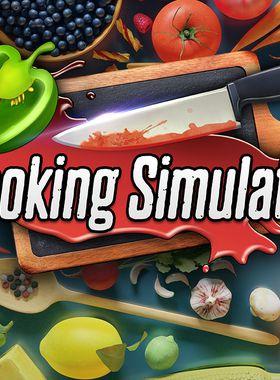 Cooking Simulator Key Art