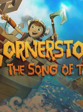 Cornerstone: The Song of Tyrim Key Art