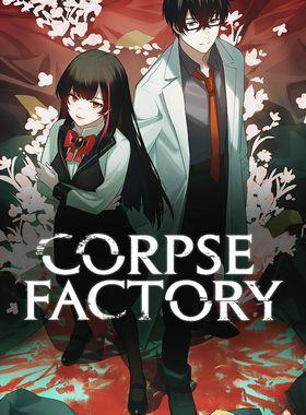 Corpse Factory Key Art