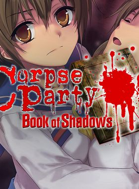 Corpse Party: Book of Shadows Key Art