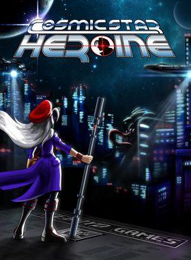 Cosmic Star Heroine Key Art