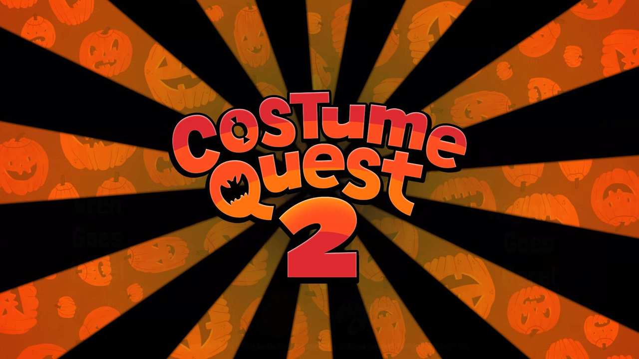 Costume Quest 2 Background Image