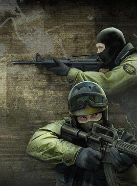 Counter-Strike: Source Key Art