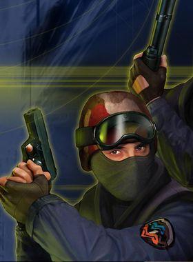 Counter-Strike Key Art