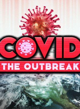 COVID: The Outbreak Key Art