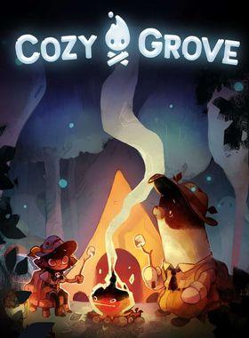 Cozy Grove Key Art