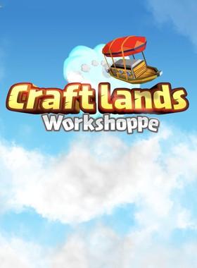 Craftlands Workshoppe Key Art