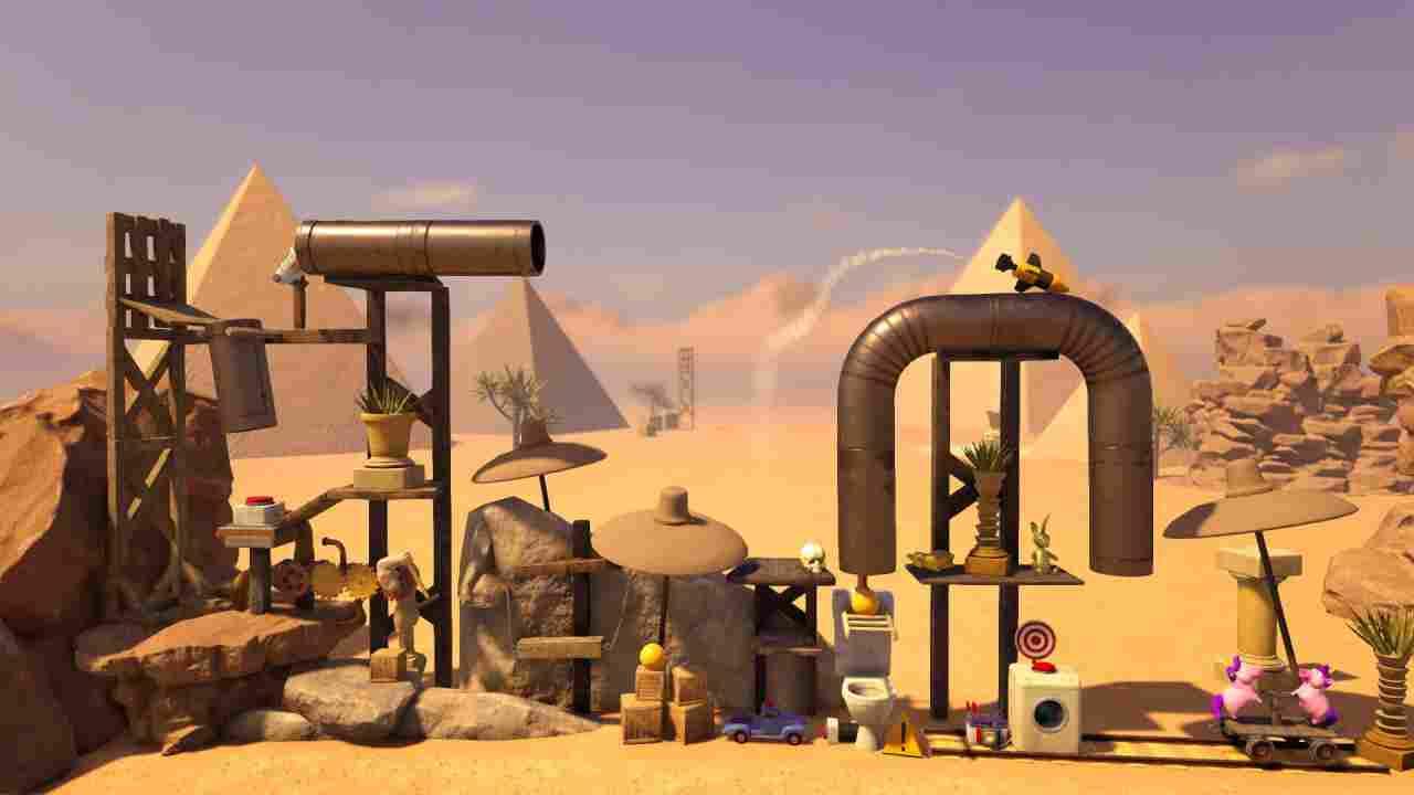 Crazy Machines 3 Background Image