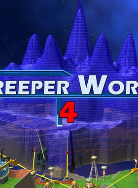 Creeper World 4 Key Art