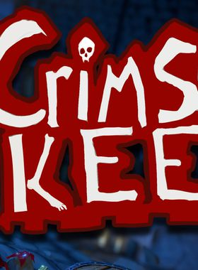 Crimson Keep Key Art