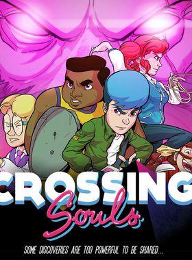 Crossing Souls Key Art