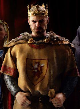 Crusader Kings 3 Key Art