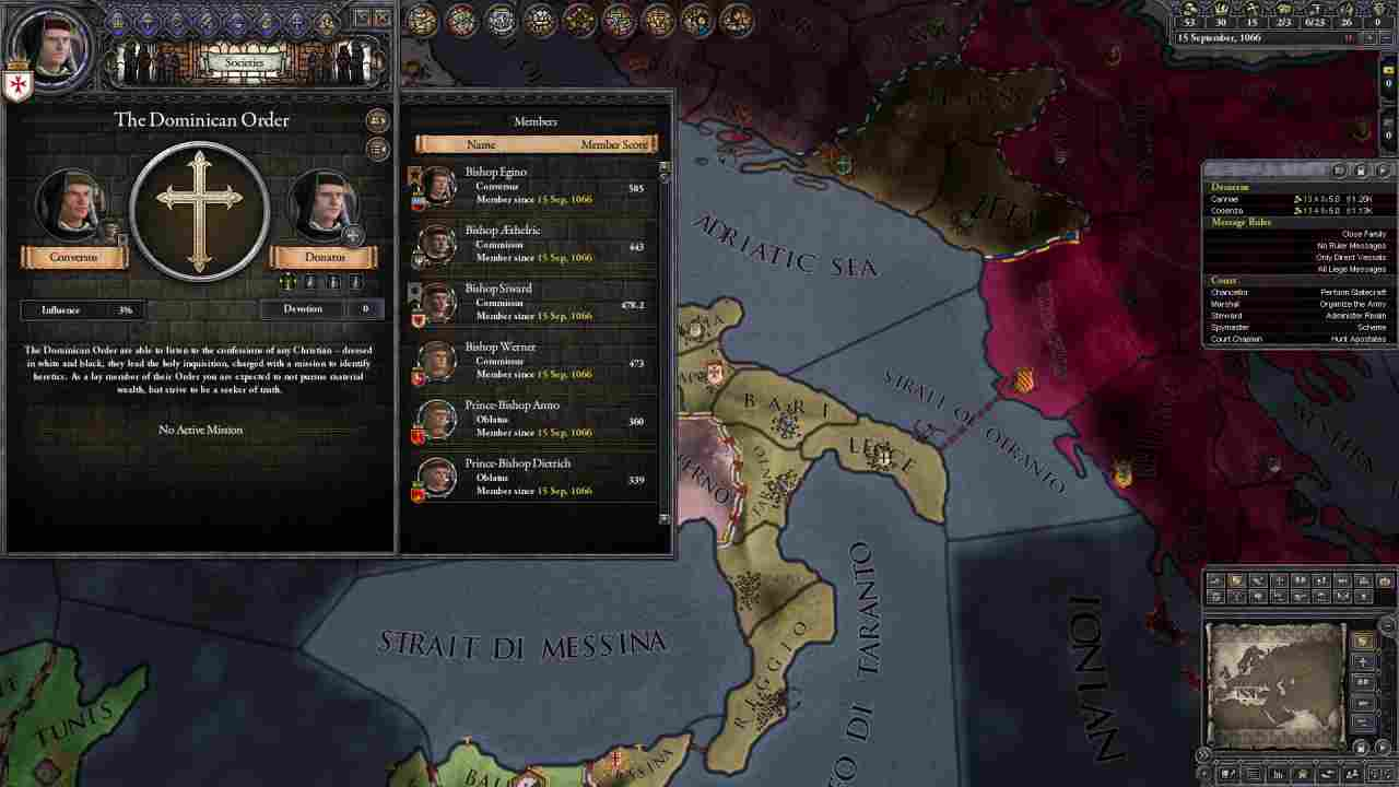 Crusader Kings II: Monks and Mystics Thumbnail