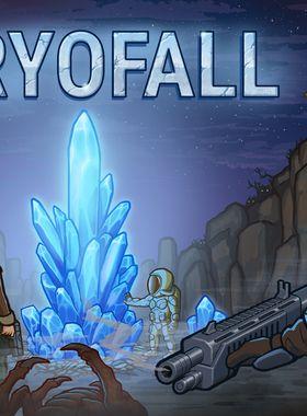CryoFall Key Art