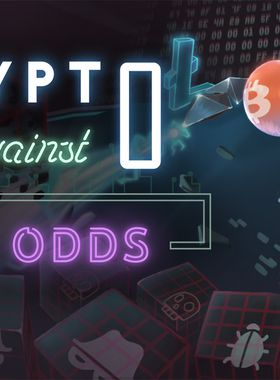 Crypto: Against All Odds - Tower Defense Key Art